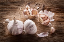 Flu? angina? Cholesterol? diabetes? Garlic ..!