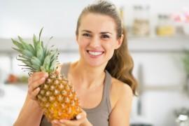 Ananas je sladký lék