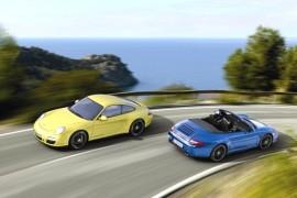 Porsche 911 Carrera 4 GTS:  Nový vrcholný model