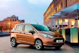 Ford B-MAX - nové městské kompaktní MPV
