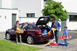 Chevrolet Cruze station wagon je novým favoritem pro rodiny