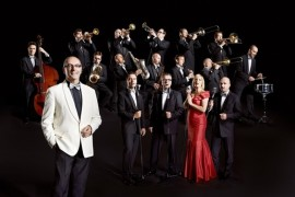 Glenn Miller Orchestra - a great swing in Olomouc and Prague