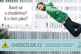 Chodicilide.cz call: externalizing stories when you overcome your own difficulties