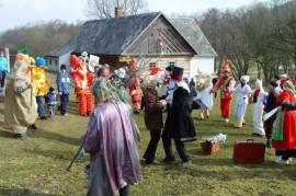 Carnival celebrations in the Czech Republic will surely enchant