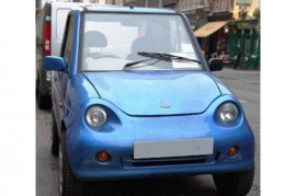 Hybrids and electric cars are dangerous for pedestrians. Because silence