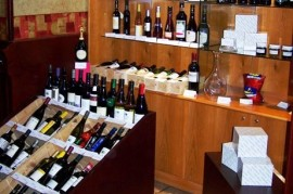 Properties under which recognizes quality and delicious wine and layman
