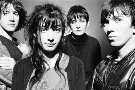 My Bloody Valentine in Prague - in a club environment Archa Theatre