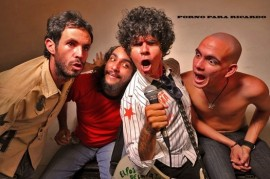 Cuban Porno para Ricardo returns to Europe: the Colours of Ostrava and MeetFactory