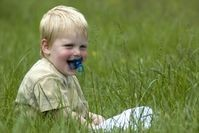 To a child without allergies? Help pacifier!