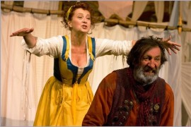 LSS 2013: Merry Wives of Windsor expect jubilee stotisícího viewer