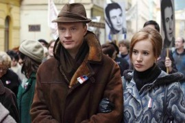 The fight for the Oscar goes for Czech Republic film Burning Bush