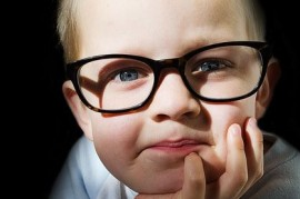 Children suffer eye disorders, it is because of computers and Tablets?