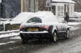 Test zimních pneumatik 2013
