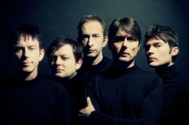 Suede is brought to Prague as the opening act of the British indie trio Teleman