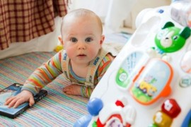 Injuries to children in the household: Tips for a safer life