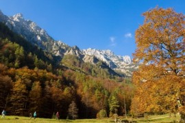 Autumn hiking: from Upper Austria to Southern Bohemia