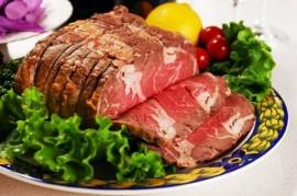 "I Czech meat is ""premium"""