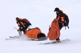 Going skiing? Beware of icy snow and dense fog