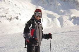 Skiing in the mountains brings an increased risk for cardiac patients