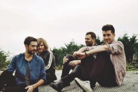 British indie-rock sensation Bastille will play at this year's Colours of Ostrava