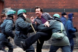 Walesa: Human Hope. The story of a man who came back and freedom