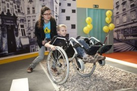 """BVV """"Our Way"""" offers not only lessons of life with disabilities"""
