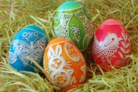 Easter eggs and their colors - what actually symbolize
