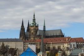 Prague is heading the stars of world urbanism and economy