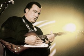 Steven Seagal is heading to Rock for People
