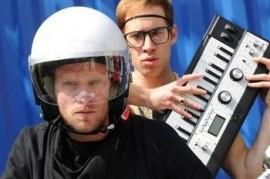 Jakub fireman, Petr Vancura is flipping through space in La Fabrice
