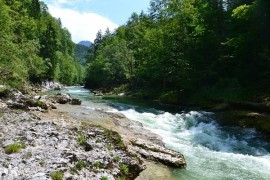 Trend of water sports in Styria