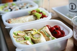 4 tips on how to store food during trips