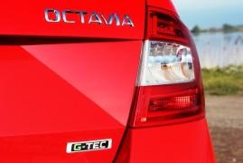 ŠKODA pokračuje v CNG-ofenzívě s novým modelem Octavia G-TEC