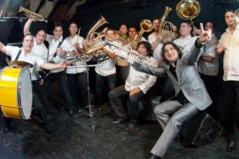 Trutnoff mosaic: Crystal Fighters Boban & Marko Markovic Orchestra and NOHA