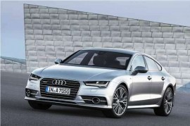 New Audi A7 Sportback headed to our market