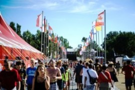 Europe arrives at Sziget