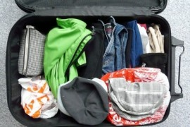 How to pack for vacation ...