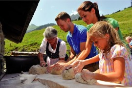 Recreation, relaxation, well-being: Summer holiday in the Austrian farm