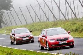 Škoda Economy Run 2014: Vítězí Octavia se spotřebou 2,95 l/100 km