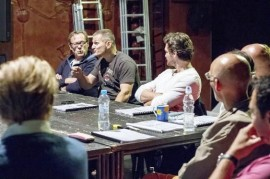 V + W Revue and Veterans Theaters ABC and Rococo tested two Czech premiere