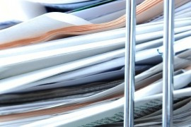 Average Czech consumes 130 kg of paper per year