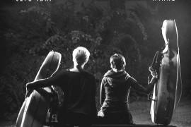 Tara Fuki baptizes album Winn. Aneta guest Langerová