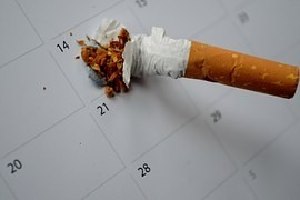 Win over tobacco can be a strong will and perseverance