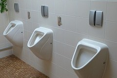Public toilets - are really a threat?