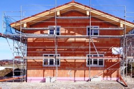 Low-energy and passive houses - principles in their construction