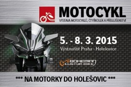 Michael Schumacher Motorcycle Exhibition in Holešovice. And not only is he!