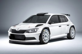 FIA gives green light to new Fabia R 5