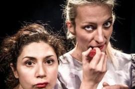 Theatrical Colours: Dejvické theater, Polívková and Issová, Daemen and VOSTO5