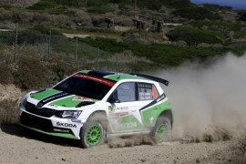 Rally Bohemia: Two factory crew in Skoda Fabia R5 to start