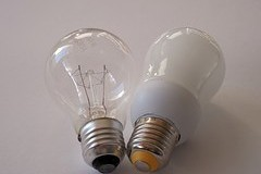 Bulbs belong to electro or 7 most common errors in sorting waste